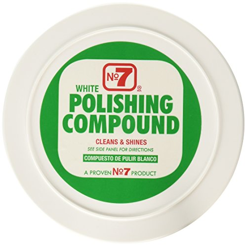 No7 White Polishing Compound, 10 fl oz