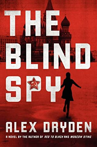 book cover of The Blind Spy
