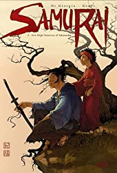 Samurai, Tome 2 : Les Sept Sources d'Akanobu