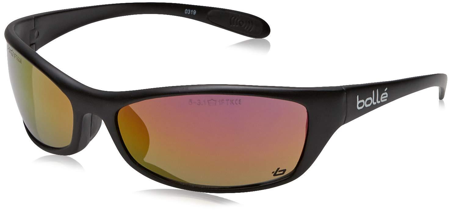 Bolle safety SPIFLASH - Gafas de seguridad, borde negro
