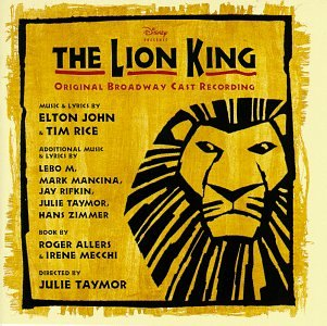 The Lion King (Original Broadway Cast)
