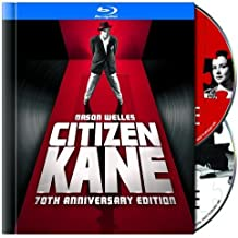 Citizen Kane (70th Anniversary Edition) [Blu-ray Book] by Warner Home Video