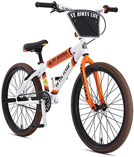 SE So Cal Flyer 24 BMX Bike – 2019