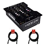 Allen & Heath XONE:23C DJ Mixer + Internal Soundcard with 20' XLR...
