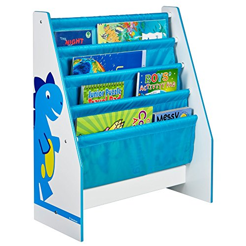 Worlds Apart Dinosaurs Sling Bookcase by HelloHome