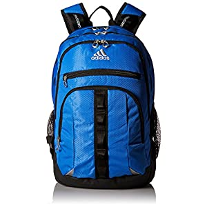 adidas Prime III Backpack, Blue/Black, One Size