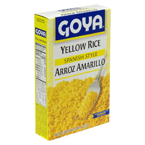 Goya Recipes Yellow Rice Blog Dandk