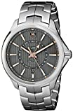 TAG Heuer Men's WAT201C.BA0951 Link Analog Display Swiss Automatic Silver Watch