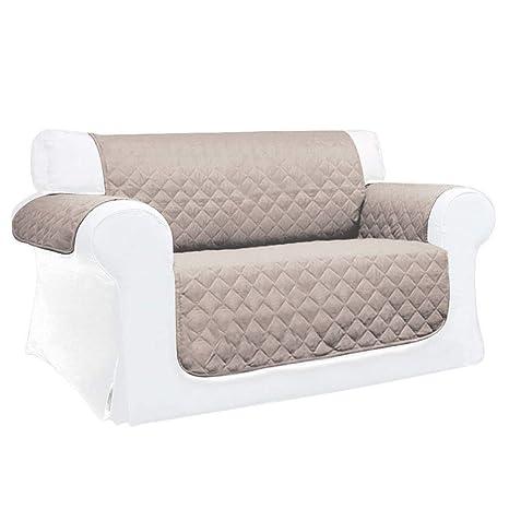 Funda protectora para sofá con correas elásticas ajustables ...