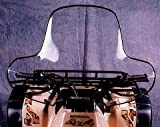 UNIVERSAL ATV WINDSHIELD W/ HEADLIGHT CUT OUT, Manufacturer: MAIER, Manufacturer Part Number: 46032-AD, Stock Photo - Actual parts may vary.