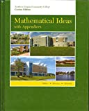 Mathematical Ideas with Appendicies -- Northern Virginia Community College Custom Edition 9780536429605