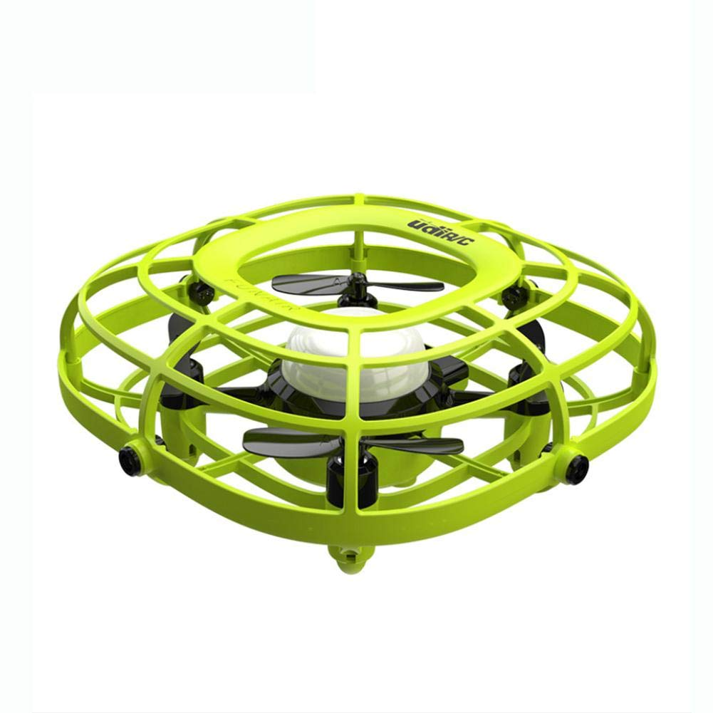 Hand Operated Drones with 2 Speed and LED Light for Kids,USB Kids Flying Drones,Small Flying Ball Drone Toys,Boys and Girls Gift by Light-Ren