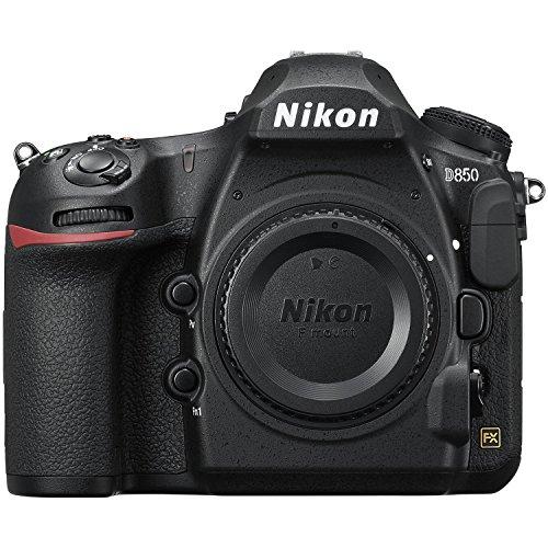 Nikon D850 Full Frame DSLR Camera