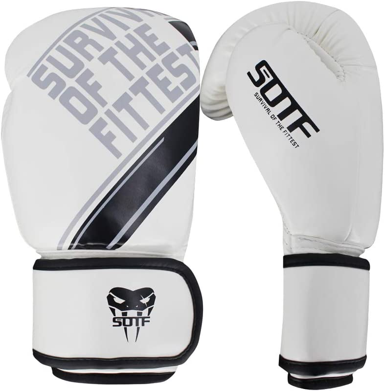 SOTF MMA Bag Gloves Women Kickboxing Fight Punching Training Gloves