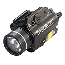 Streamlight 69261 TLR-2 High Lumen Rail-Mounted Tactical Light with Red Laser