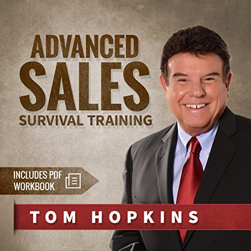 Advanced Sales Survival Training (Made for Success series) by Made for Success, Inc. and Blackstone Audio