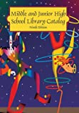 Middle and Junior High School Library Catalog, Price, Anne, 0824210530