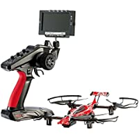 KYOSHO 1/18 Scale Radio Control DRONE RACER G-ZERO (SHINING RED) Ready Set (Onboard Monitor Combo Set) 20571R-OM【Japan Domestic genuine products】