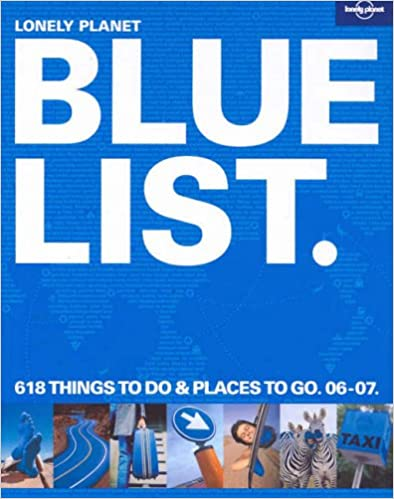 Book Lonely Planet Bluelist 2006 (Lonely Planet Pictorial)