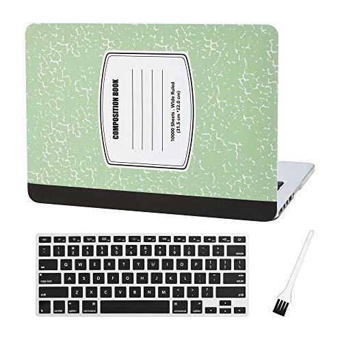 MacBook Rubberized Keyboard Notebook Pattern Light