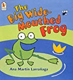 Big Wide-Mouthed Frog