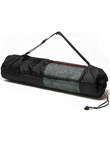 0bdaf70ad rycnet - Bolsa portátil de Nailon para Esterilla de Yoga, con Correa  Ajustable