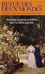 Revue des deux Mondes, Mai 2013 : Pourquoi Jane Austen est la meilleure