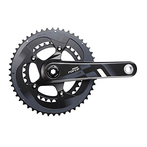 - SRAM Force22 GXP Crankset, 172.5mm/50-34T