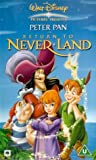 Peter Pan - Return to Neverland [VHS]