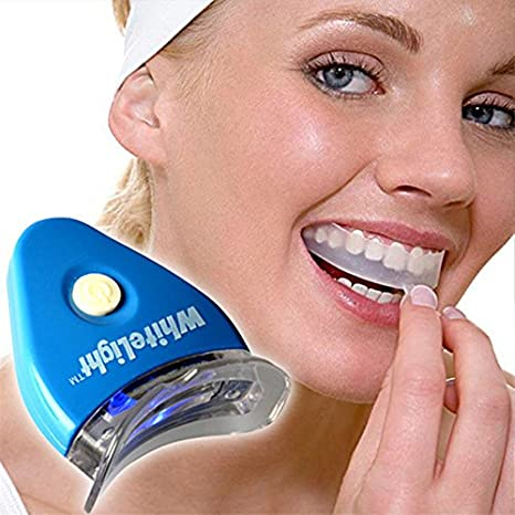 Dentes Branqueamento Gel Clareador De Dente Oral Care Quente Led