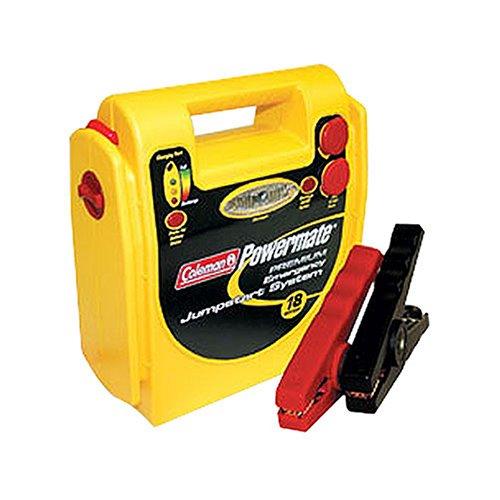 amazon com coleman 18 amp hour jumpstart system pmj8050 kitchen rh amazon com Coleman Powermate Battery Jumper Coleman Powermate 18-Volt Charger
