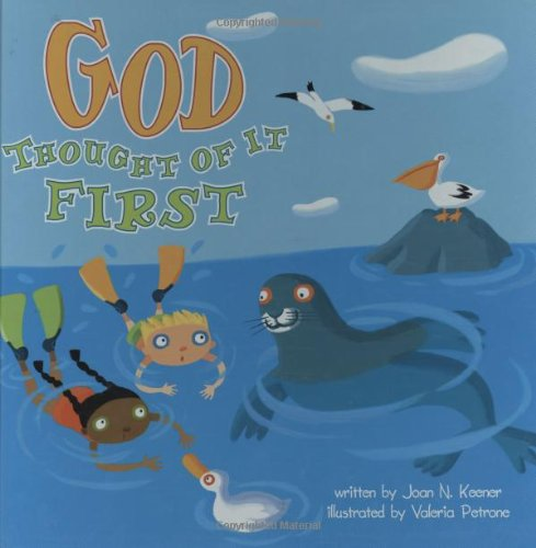 Download God Thought of It First pdf epub