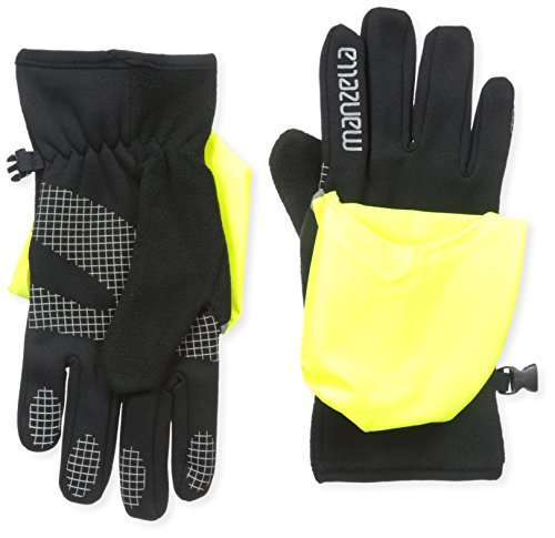 Manzella Hatchback Gloves, Small, Hi Viz Yellow