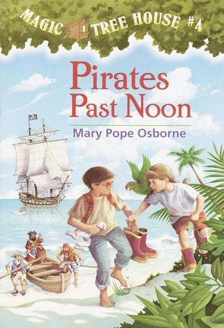 Pirates Past Noon - Book  of the Das magische Baumhaus