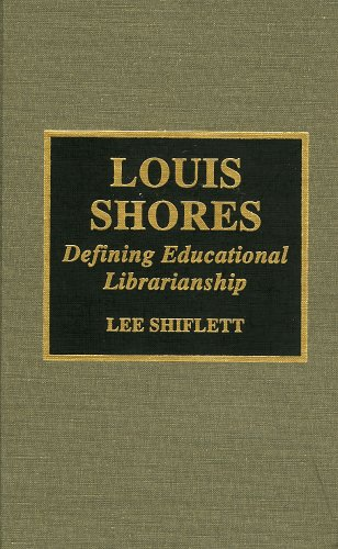 Louis Shores by Brand: Scarecrow Press