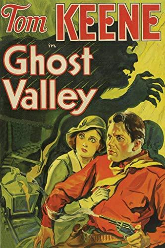 ArtParisienne Ghost Valley 12x18-inch Canvas Print]()