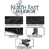 North East Harbor Waterproof Trailerable Snowmobile