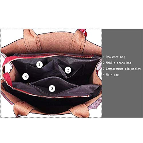 Americana Bolso Diagonal tamaño Serpiente Bolso Hombro de Mujer Eeayyygch de Color 32 11 Marrón 27CM Bolsa HCpwdYq