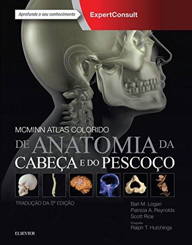 McMinn Atlas Colorido de Anatomia da Cabeça e Pescoço