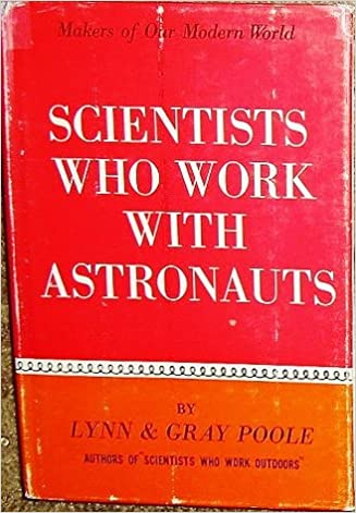 Image for Scientists Who Works With Astronauts
