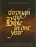 Through the Bible in One Year, Alan Stringfellow, 1563220148