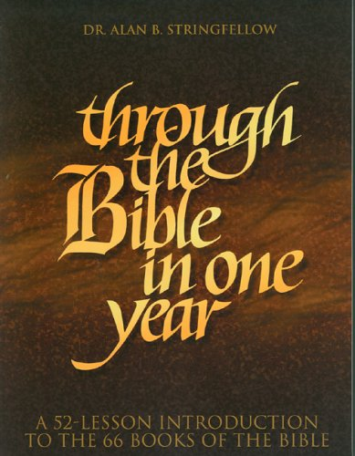 Through Bible One Year Introduction product image
