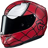 HJC Rpha 11 Spiderman Mc1sf Size:XXL Motorcycle Full-face-helmet