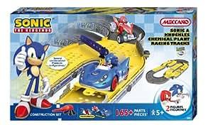Meccano - Juego de construcción para niños Sonic (778600)