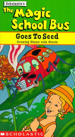Magic School Bus - Goes to Seed - Amo Mall Stores Del