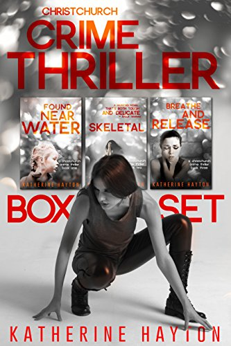 Christchurch Crime Thriller Boxset (A Christchurch Crime Thriller)
