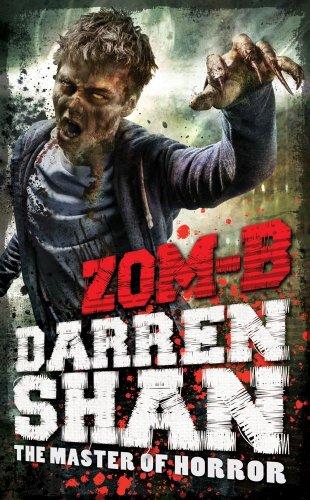 """""""ZOM-B"""" av Darren Shan"""