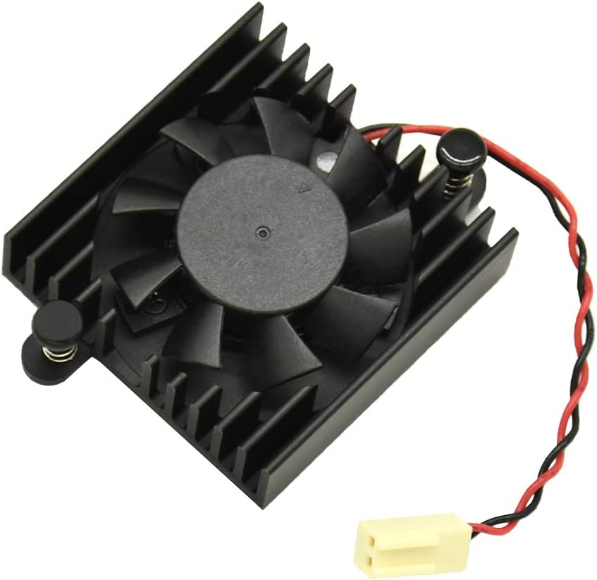 Artidux 5V 2Wire 2Pin Replacement Heatsink Cooling Fan for DaHua DVR/HDCVI Camera Fan DVR Motherboard Fan DAHUA Fan