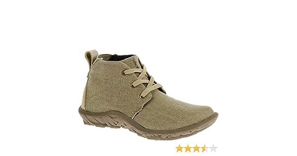 Cushe Boys Slipper Chukka Boot,Brown,EU 34 M