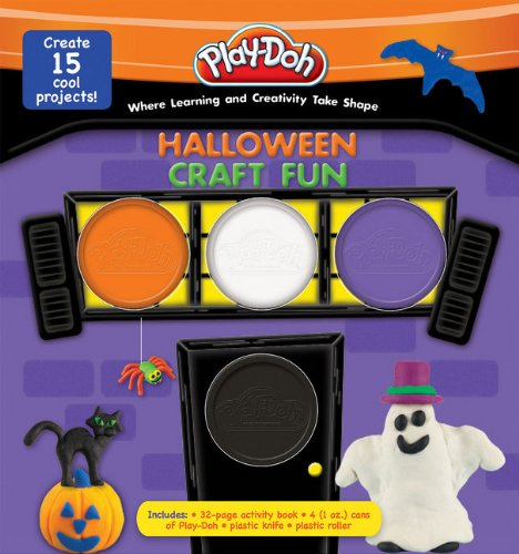 PLAY-DOH: Halloween Craft Fun -